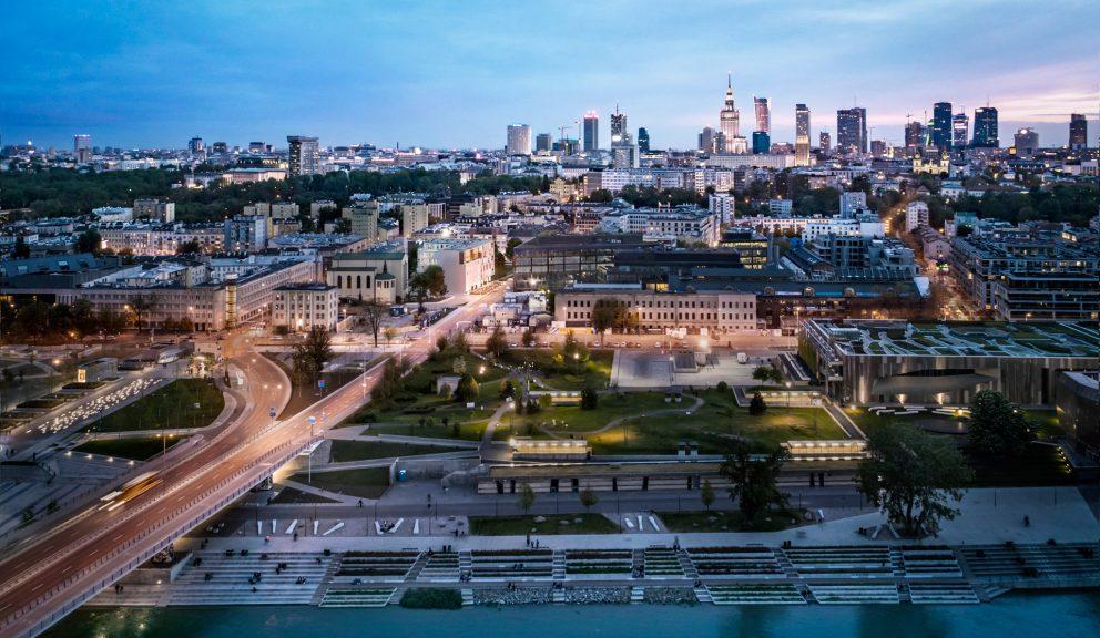 Moderna Powiśle – Warszawa
