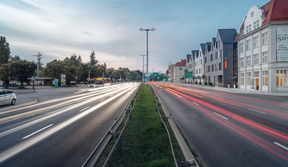 Oliwa 505 – Gdańsk Oliwa – Grunwaldzka
